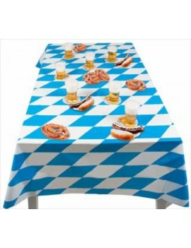 Oktoberfest German beer festival tablecloth fancy dress costume party Palmer Agencies 5956