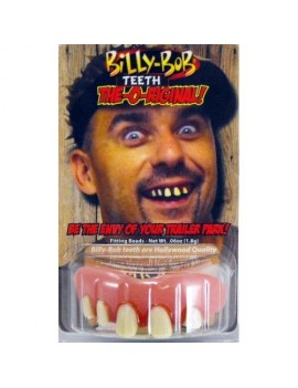 Billy Bob original teeth BB-10051