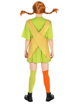 Pippi Longstocking Official Adult Costume