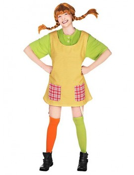 Pippi Longstocking Womans Costume