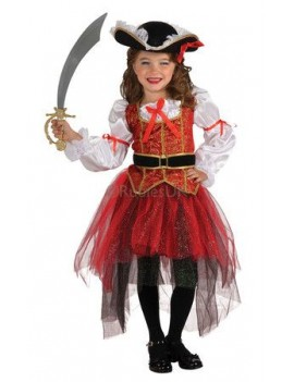Pirate of the High Costume Rubies 884563