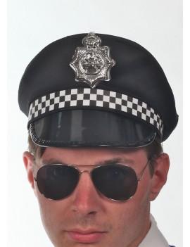 Police panda flat Cap ST3417