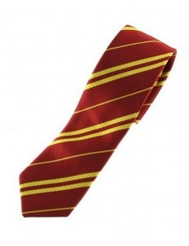 Harry Potter Gryffindor school house tie
