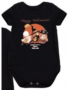 Romper Baby Happy Halloween Costume
