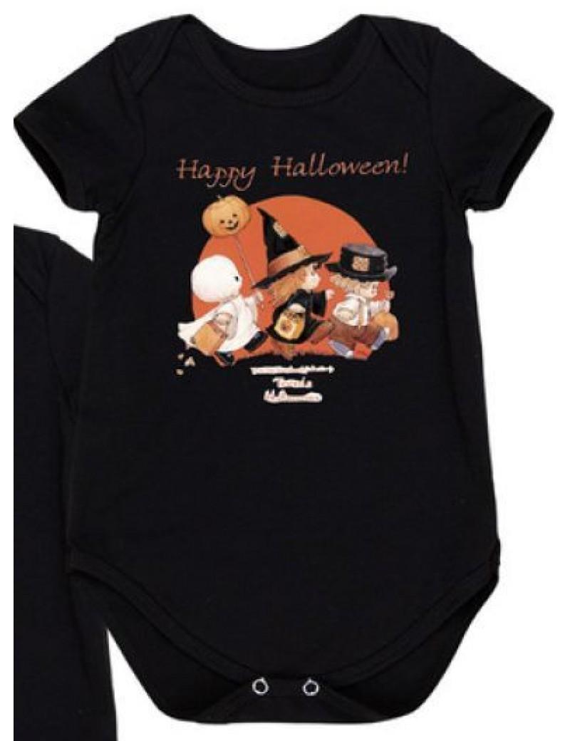 Romper Baby Happy Halloween Costume