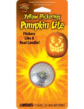 Pumpkin LED Lights Palmer Agencies 6477