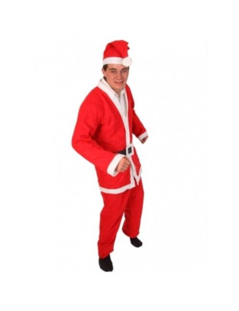 Santa mens pub crawl budget Christmas party costume Creative Collection  C6043