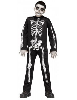 Scary Skeleton costume Palmer Agencies 3560E