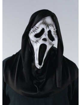 Scream 4 Ghost face Mummy mens Halloween  collectors mask Palmers Fun World 1550M