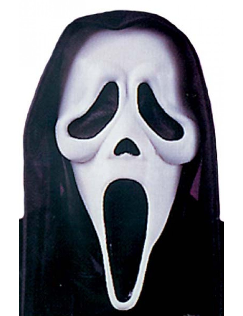 Scream 4 Ghost Face Mask Palmer Agencies 1550A