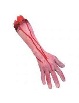 Severed arm Halloween  party prop decoration limb Bristol Novelty GJ249