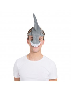 Shark Headband Mask Bristol Novelty EM794
