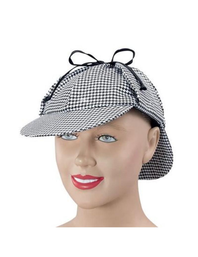 Sherlock Holmes Deerstalker Hat