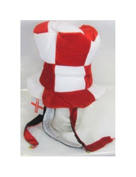 St George England  fancy dress  supporter top hat  with bells Creative Colection H6743