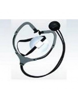 Stethoscope plastic doctors fancy dress costume party prop Creative Collection AT-20714