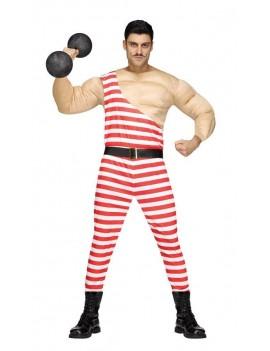 Circus Strongman Costume Palmer Agencies 3349A