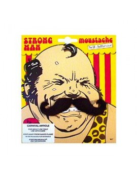 Strongman Moustache