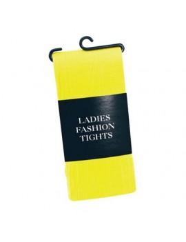 Tights Ladies Yellow