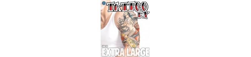 Tinsley tattoos XL