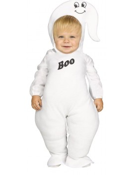 Lil Puffy Ghost Toddler Costume