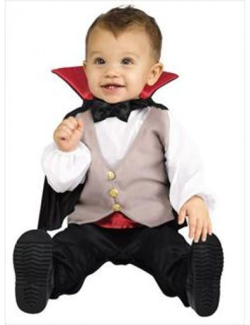 Toddler Vampire Li'l Drac Costume Palmer Agencies 3536CL
