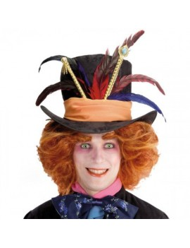 Top Hat Mad Hatter Tea Party Fancy Dress Costume Party Prop Accessory Carnival Toys CA-05823