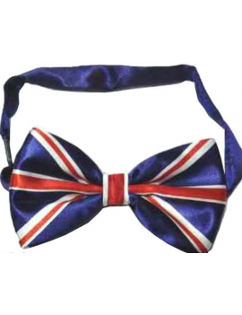 Bow Tie Union Jack Flag ST0957