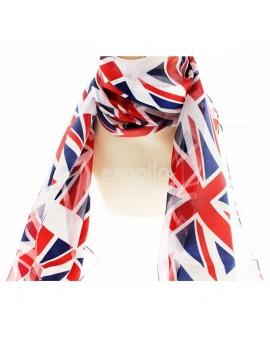 Union Jack British Neck Scarf 73039