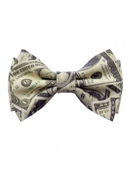 Bow Tie American Dollar Bill Stylex ST9401
