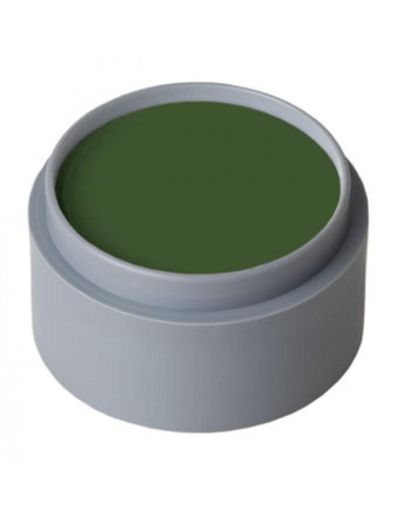 Grimas Water Makeup 15ml 404 moss green