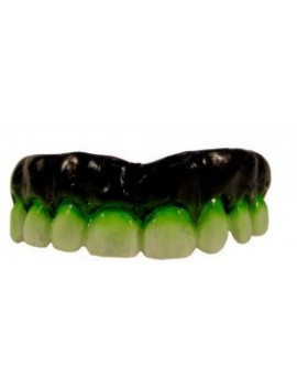 Witch Billy Bob professional theatrical fancy dress Halloween costume party mens ladies false teeth BB-10121