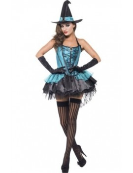 Fever Witch Divine Adult Costume Smiffys 41109