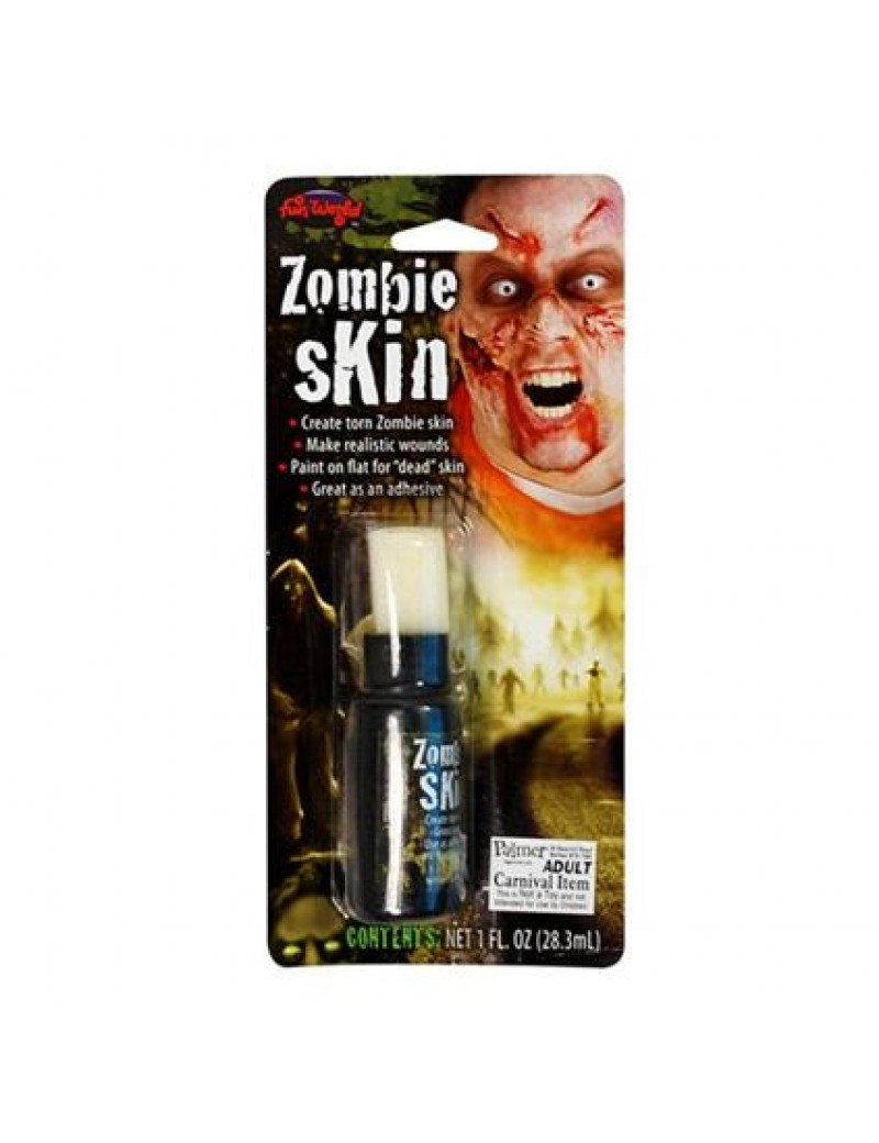 Zombie Skin Liquid Latex