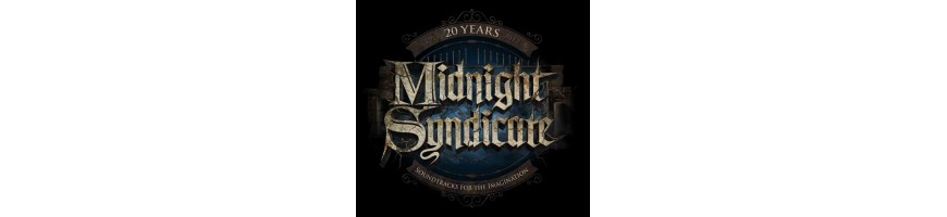 Midnight Syndicate Halloween Soundtrack CDs