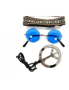 Instant Hippie Set Blue
