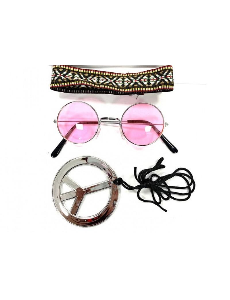 Instant Hippie Set Pink